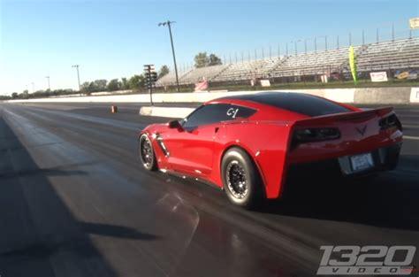 1000 Hp Corvette by Procharged Z06 Bolts To 9 Second Run Corvetteforum