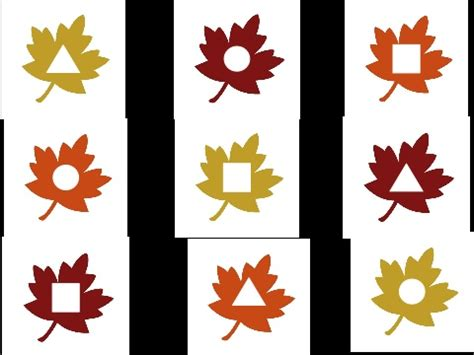 printable leaves for sorting 404 best patterns sequencing sorting images on