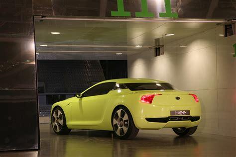 Kia Kee Rumors Kia To Unveil V8 Rwd Sports Car Concept At