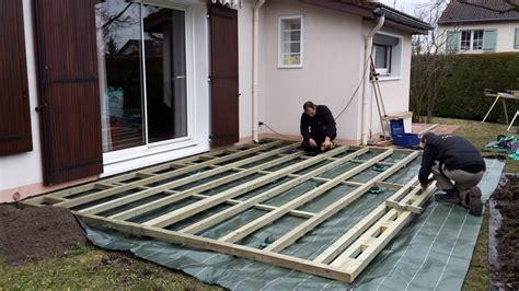 poser une terrasse en composite 3579 poser une terrasse en composite pose d 39 une terrasse en