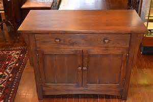 Mission Buffet Table Arts And Crafts Mission Oak Buffet Or End Table By