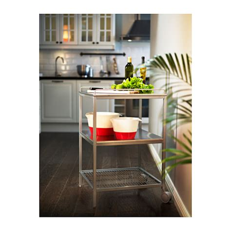 ikea udden kitchen trolley gives you storage