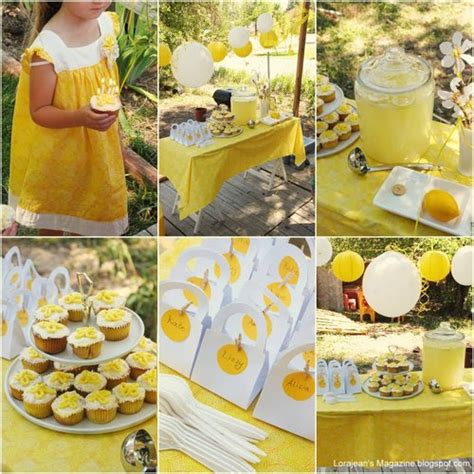 cute yellow themes yellow theme party ideas