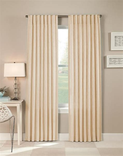 modern grommet curtain panels interior architecture attract your interior with modern