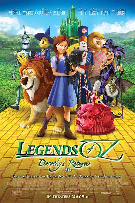 film lion man legends of oz dorothy s return 2013 wallpapers hd