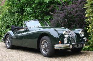 car classic jaguar convertible not bad cars
