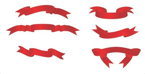 Kaos 3d Flag ribbon banner clip free vector free clipartbarn