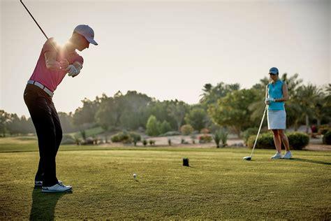 fotos swing golfing