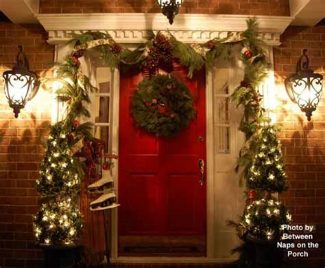 front porch christmas decorating ideas christmas wreath decorations ideas for your home and