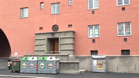 Bewerbungsformular Gemeinde Wien Karl Marx Hof Wien