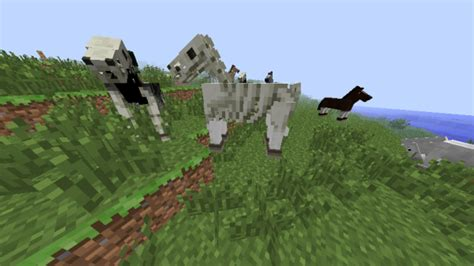 How To Build A Horse Barn In Minecraft Horse Pole Minecraft Images