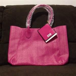 Elizabeth Bags elizabeth arden handbags elizabeth arden pink tote bag