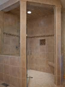 Handicapped Bathroom Designs Handicap Accessible Curbless Shower Design Pictures