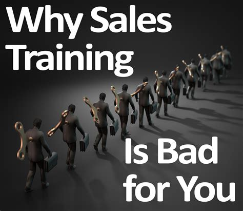why all sales is bad for you non selling non