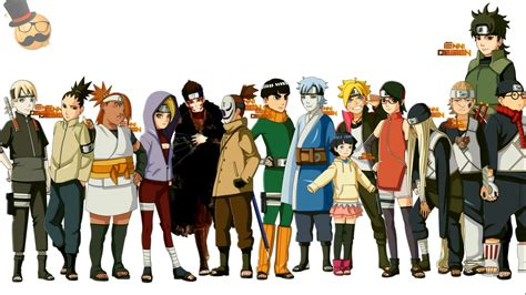 boruto list of characters boruto naruto next generation characters