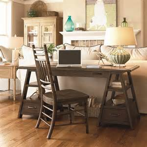 Shabby Chic Dining Room Chairs by Work In Coziness 20 Farmhouse Home Office D 233 Cor Ideas
