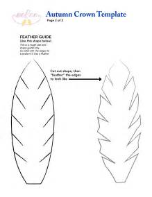 best photos of feather cut out pattern free printable