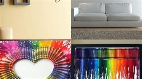 membuat hiasan rumah berkreasi membuat hiasan dinding di rumah