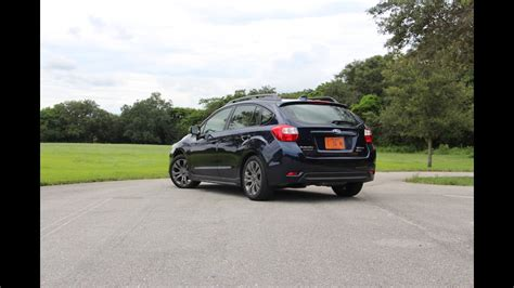 2016 subaru impreza hatchback interior 2016 subaru impreza hatchback review