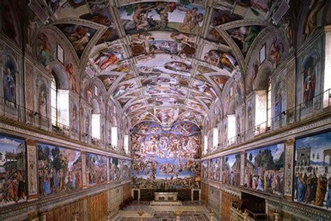 imagenes ocultas en la capilla sixtina la capilla sixtina abre sus puertas en la cdmx m 225 sporm 225 s