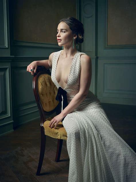 Www Vanity Fair by Emilia Clarke 2016 Vanity Fair Oscar Portrait