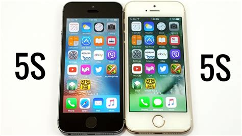 Tazmania 1 For Iphone 5 5s iphone 5s ios 9 3 5 vs iphone 5s ios 10 1 1