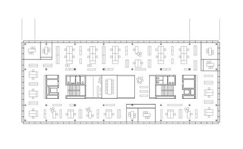 office tower floor plan gallery of office building 200 nissen wentzlaff