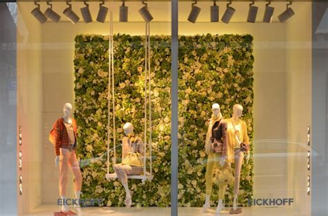 Home Design Store Munich by Eickhoff Shop Window Spring D 252 Sseldorf 187 Retail Design Blog