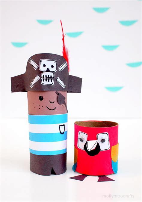 Large Roll Of Craft Paper - pirate paper roll craft allfreekidscrafts