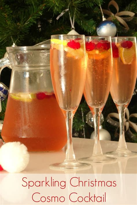christmas cocktail recipes best 25 christmas cocktails ideas on pinterest