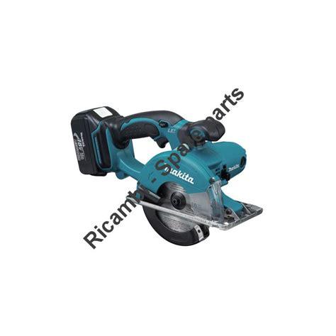 Spare Part Bor Makita makita spare parts for cordless circular saw for metal bcs550z