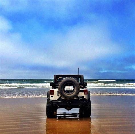 Jeep Beach Day Beauty Pinterest