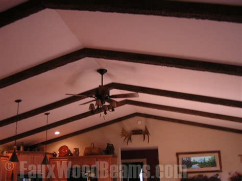 diy faux ceiling beams easy diy projects with ceiling beams faux wood workshop