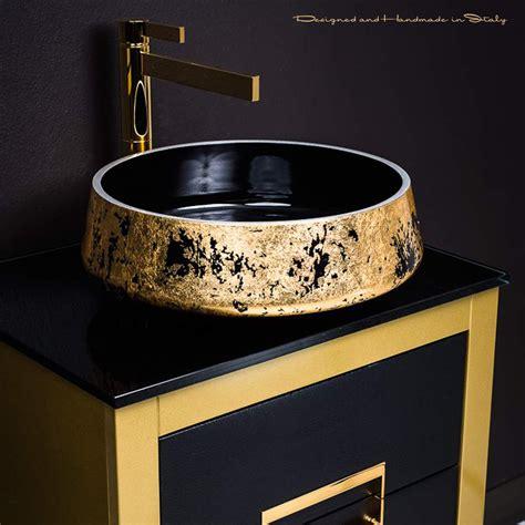 24 inch vessel vanity luxury italian bathroom fixture