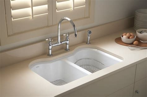 Kitchen Sink Fasteners Kohler Sink Rack Sinks Bathroom 14 Archer Undermount Bathroom Sink In White By Kohler Sinks Plus