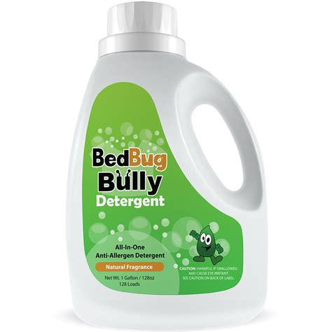 bed bug carpet cleaner dust mite bed bug anti allergen detergent 1 gallon