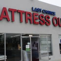 Last Chance Mattress Outlet by Last Chance Mattress Outlet Hawaiian Gardens Ca Yelp