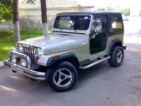 Www Jeep Wrangler For Sale 1995 Jeep Wrangler For Sale 2500cc Gasoline Automatic