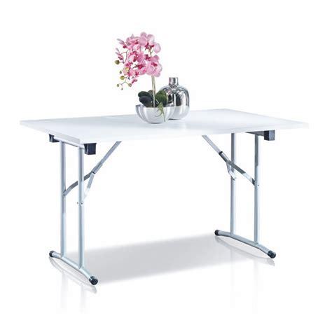 tavolo pieghevole brico terraneo tavolo pieghevole 125x80x75 cm shop su