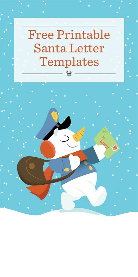 free letters from santa 17 best ideas about letter from santa template on 1251