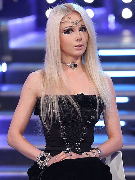 Best Home Decor Blogs 2015 by Human Barbie Valeria Lukyanova Finds Her Nickname