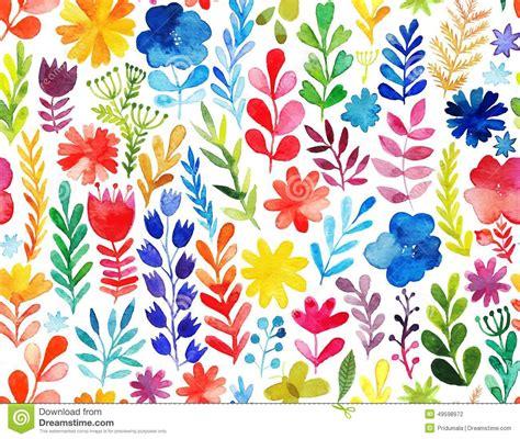 imagenes de flores mexicanas modelo del vector con las flores y las plantas decoraci 243 n