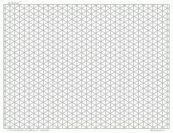 printable isometric paper a3 unpunched ruled a3 isometric grid exercise paper 250