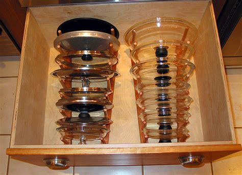 Pot Storage Pot Lid Storage Photo Mike Callihan Photos At Pbase