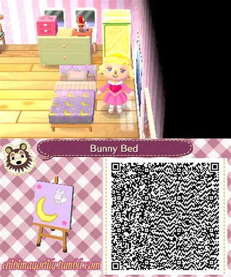 coding bunny 1000 images about animal crossing new leaf qr codes on