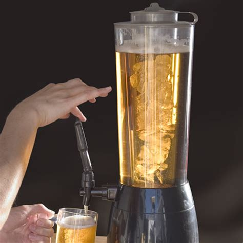 Viera Glass Dispenser 4 L Others 2 5l tower dispenser table top beverage cold draft
