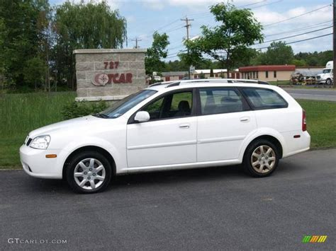 Suzuki Forenza Wagon 2008 Suzuki Forenza Wagon Pictures Information And