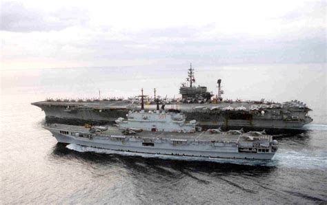 portaerei cavour e garibaldi file aircraft carriers uss america cv 66 and giuseppe