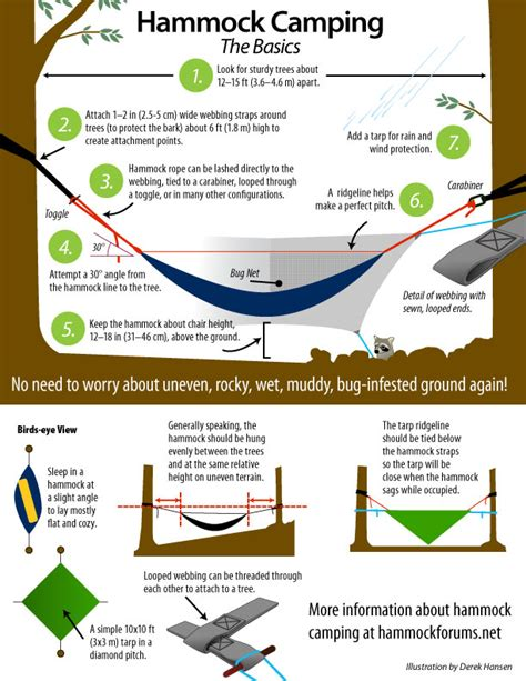 how to hang up a hammock in your room hammock cing part iii helpful tips and resources for a hammock cer andrew skurka