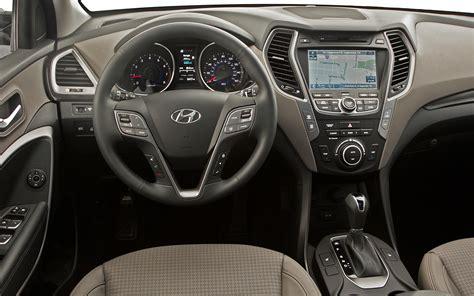 Santa Fe Sport Interior by 2013 Hyundai Santa Fe Sport Interior Models Picture